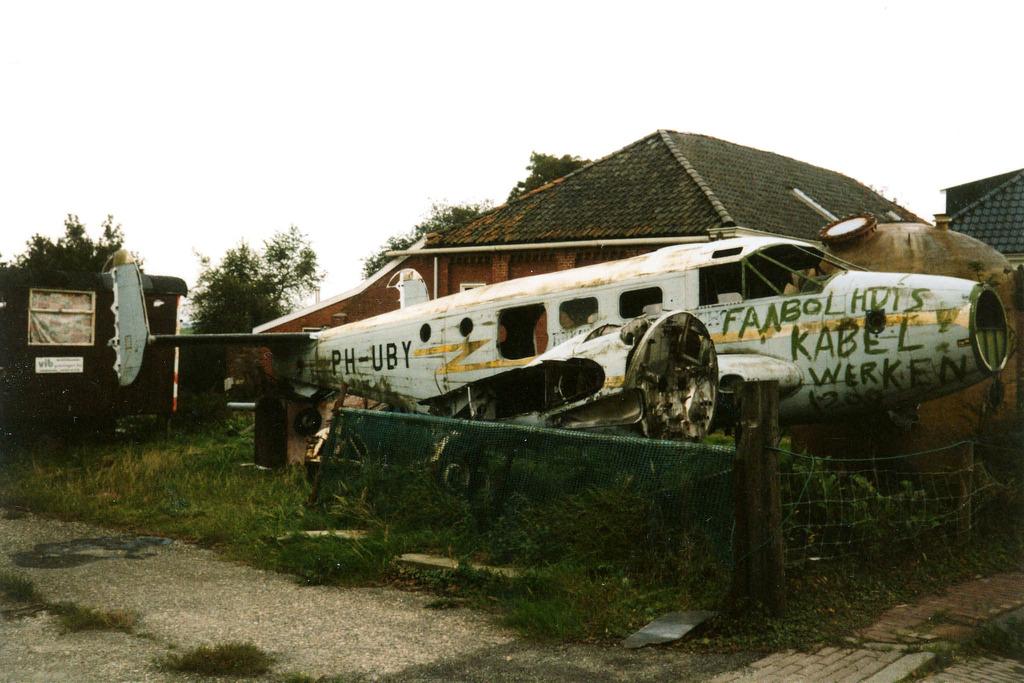 Beechcraft, Zustand frueher