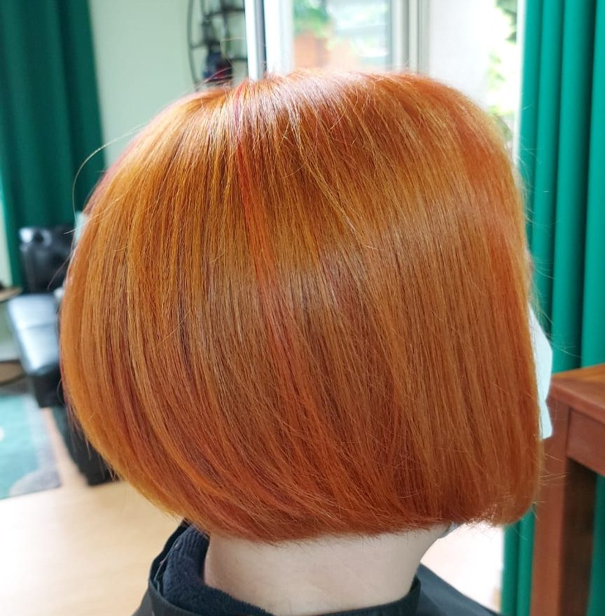 Redhead / autumn